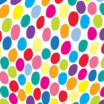 Farbflecken von evannave