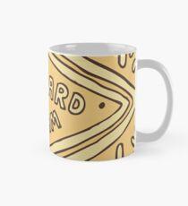 Custard Cream British Biscuit Mug