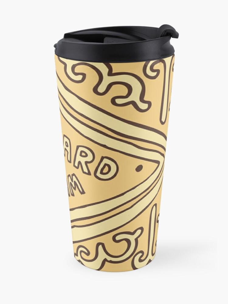 Alternate view of Custard Cream British Biscuit Travel Mug