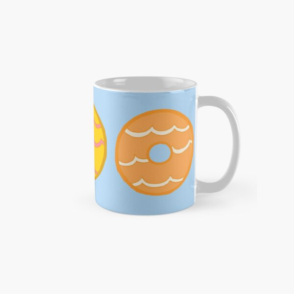 Party Ring Biscuits Classic Mug