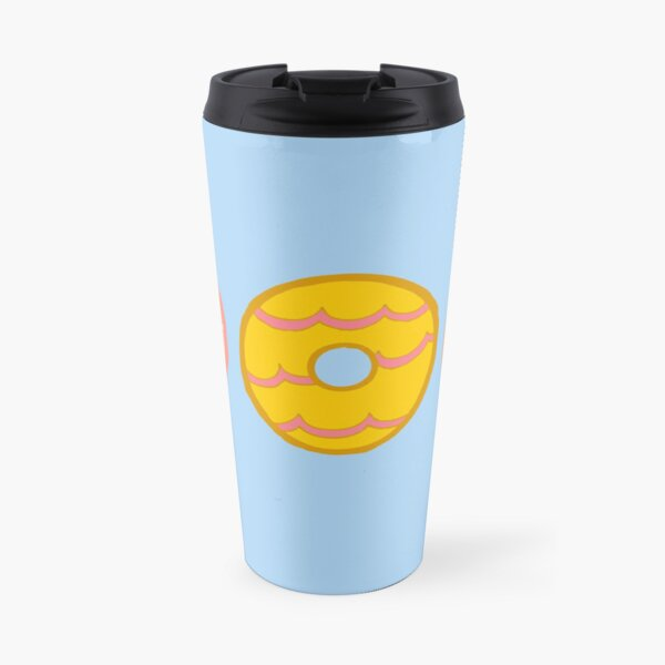 Party Ring Biscuits Travel Mug