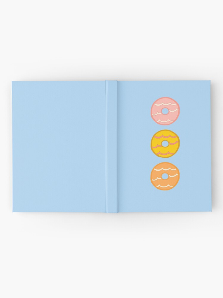 Alternate view of Party Ring Biscuits Hardcover Journal