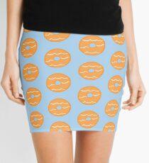 Orange Party Ring Biscuit Mini Skirt