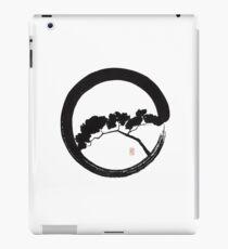 Tree Enso iPad Case/Skin