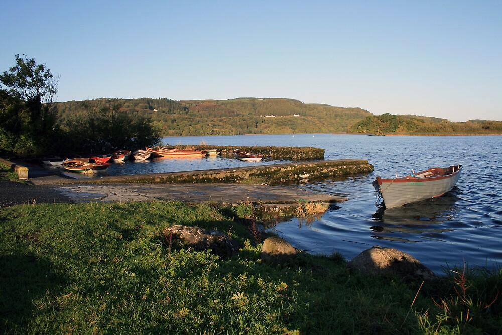 Inchiquin lake by John Quinn