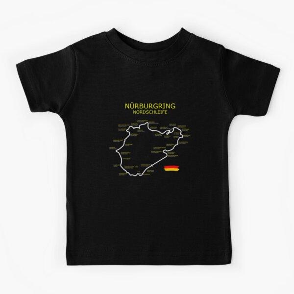 Le Nurburgring T-shirt enfant