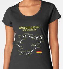 The Nurburgring Women's Premium T-Shirt