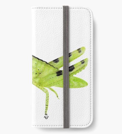Cricket iPhone Wallet