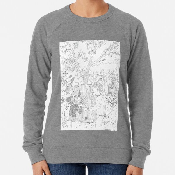 beegarden.works 006 Lightweight Sweatshirt