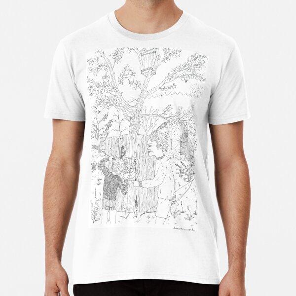 beegarden.works 006 Premium T-Shirt