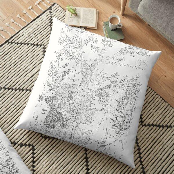 beegarden.works 006 Floor Pillow
