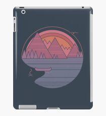 Die Berge rufen an iPad-Hülle & Klebefolie