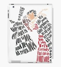 Moulin Rouge in Song iPad Case/Skin