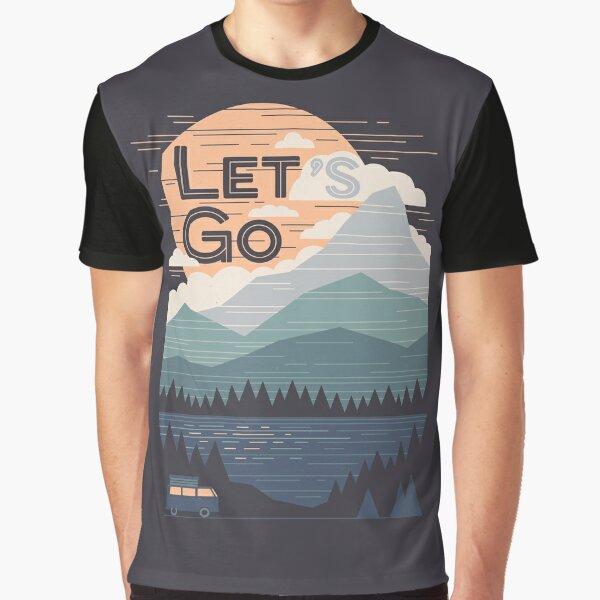 Let's Go Graphic T-Shirt