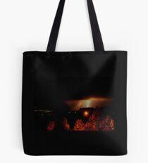 Alberta Lightning V Tote Bag