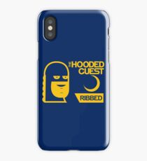 The Hooded Guest Condoms iPhone Case/Skin