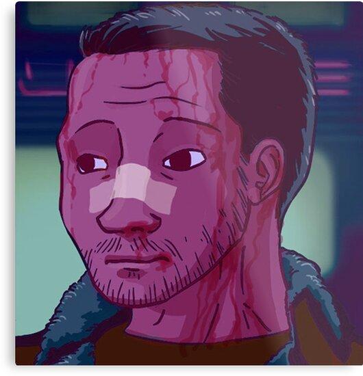 Blade Runner Wojak by pepelover2015