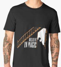 Believe In Magic  Men's Premium T-Shirt