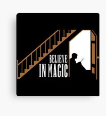 Believe In Magic  Canvas Print