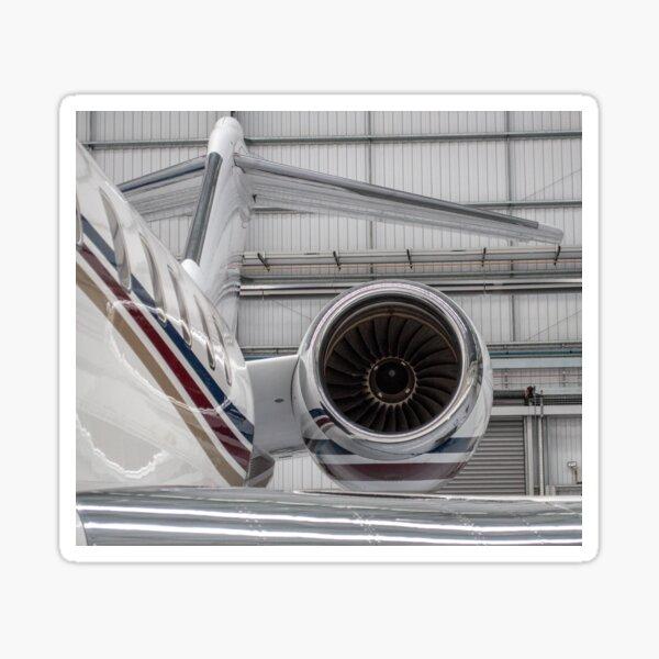 Engine Power Sticker