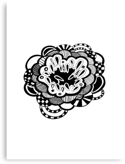 doodle bloom bloom by yuiyui