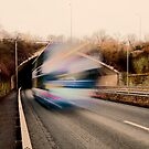 Speedy Bus by Glen Allen