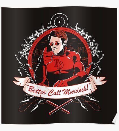 BETTER CALL MURDOCK Poster