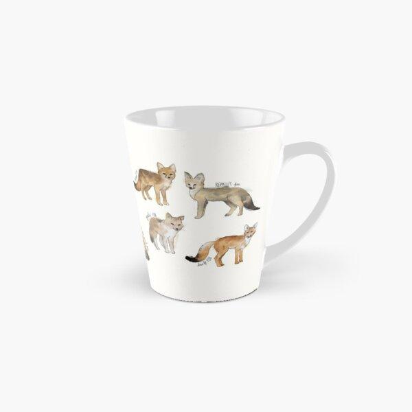 Foxes Tall Mug