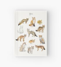 Füchse Notizbuch