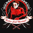 BETTER CALL MURDOCK by Adams Pinto