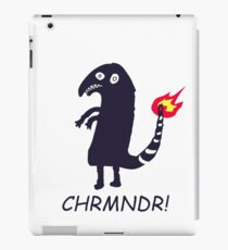 CHRMNDR! iPad Case/Skin