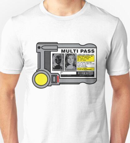 Miltipass T-Shirt