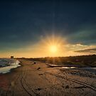 Approaching Sunset by TJ Baccari Photography