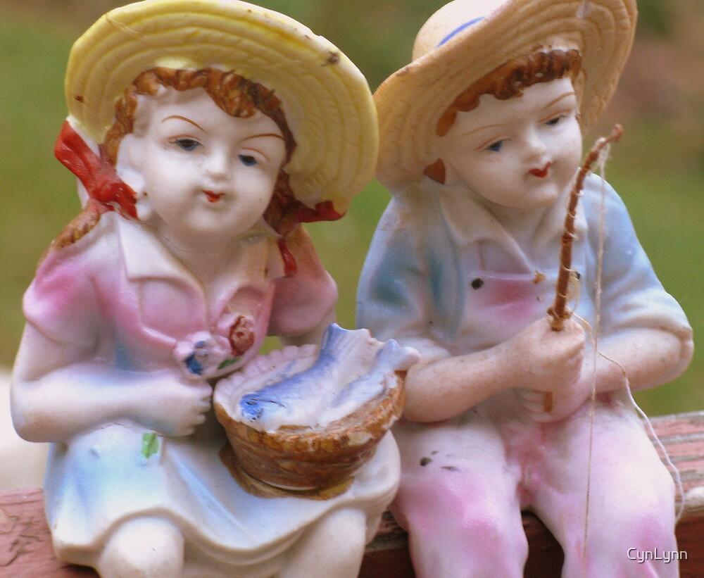 Nannie's Vintage Dolls by CynLynn