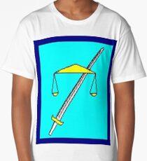 TempleOS Long T-Shirt