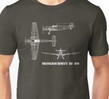 Messerschmitt BF 109 Unisex T-Shirt