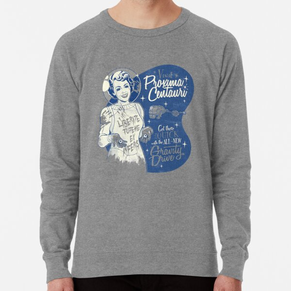 You Don't Need Eyes To See Lightweight Sweatshirt