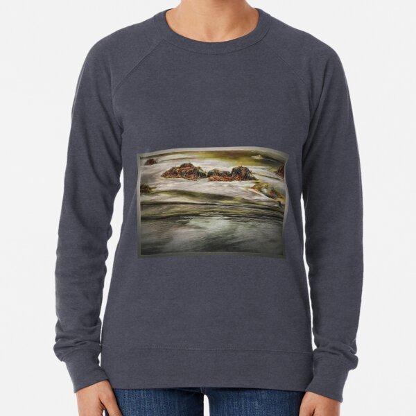 life's a beach.... by Phil Darby Lightweight Sweatshirt