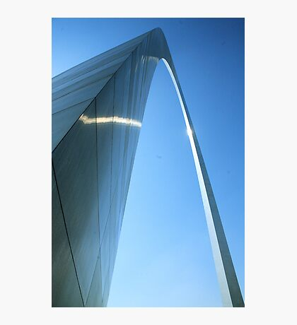 The St. Louis Arch Photographic Print