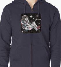 Sudadera con capucha y cremallera Astronauta Uraraka