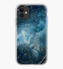 Milchstraße - Galaxy Haar Serie 4/4 iPhone-Hülle & Cover
