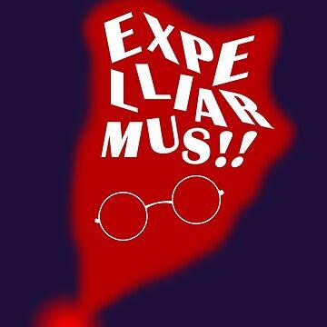 Expelliarmus by AFLPaddy