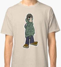 LG - Parka Monkees - Cartoon (Khaki Parka) Classic T-Shirt