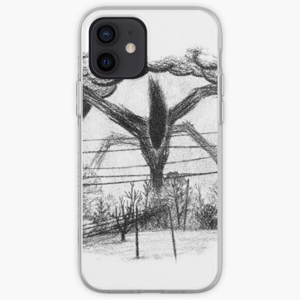 Will Drawing (Stranger Things) iPhone Soft Case