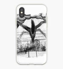 Will Drawing (Stranger Things) iPhone Case
