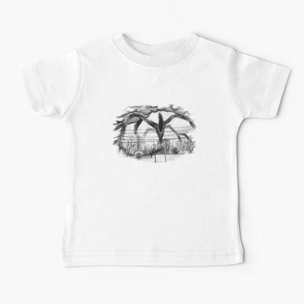 Will Drawing (Stranger Things) Baby T-Shirt