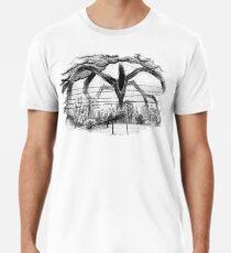 Will Drawing (Stranger Things 2) Men's Premium T-Shirt