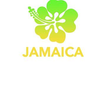 Jamaica Spring Hibiscus by CartezAugustus