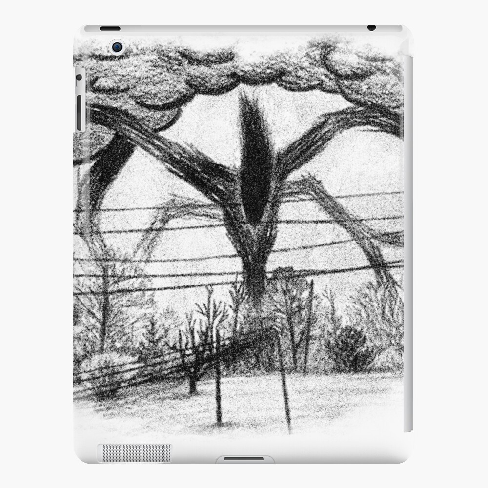 Will Drawing (Stranger Things) iPad Case & Skin