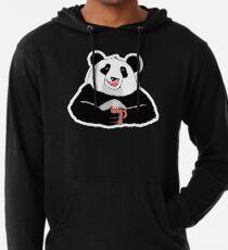 Sudadera con capucha ligera Coffe Panda